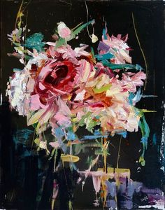 I'm excited to share some pretty fabulous art with you today. Lately I've been really digging abstracted flowers, and these pieces deliver j...