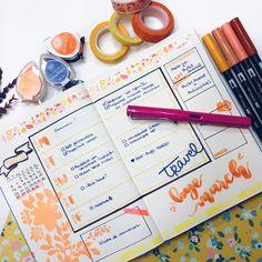 """2,724 curtidas, 7 comentários - Bullet Journal & Beauty (@lacqueredworld) no Instagram: """" Last Summer Days . NoteBook: @leuchtturm1917es & @leuchtturm1917 . Roller Pen & Pastel…"""""""