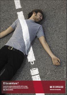 Cierra el cinturón de seguridad antes de que sea demasiado tarde.