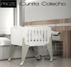 Cunita Colecho- Colchon De Regalo! Convertible En Escritorio - $ 1.990,00 en MercadoLibre
