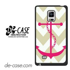 Pinky Anchor DEAL-8731 Samsung Phonecase Cover For Samsung Galaxy Note Edge