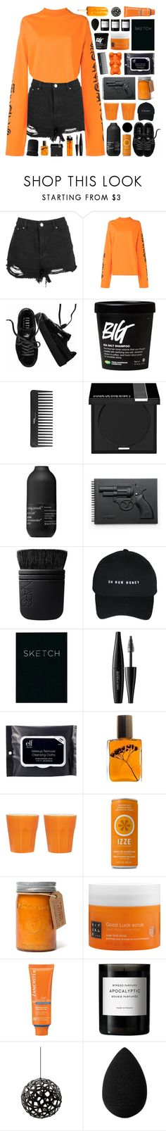 """""""18:34"""" by svga-kookie ❤ liked on Polyvore featuring Boohoo, Vetements, Puma, Sephora Collection, MAKE UP FOR EVER, Living Proof, Revolver, NARS Cosmetics, Piccadilly and e.l.f."""