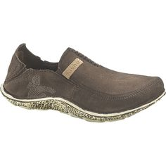 Cushe© Surf Slipper, Driving Shoe, Charcoal Canvas Loafer with Vibram© Soles. Just got these and they are awesome!