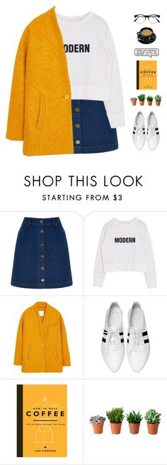 """// w i l d · w i n t e r s //"" by theonlynewgirl ❤ liked on Polyvore featuring Oasis, MANGO, Chryse, Dot & Bo and Retrò"