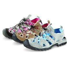 Northside Womens Burke II Water Shoes Honey 10B *** Details can be found by clicking on the image.