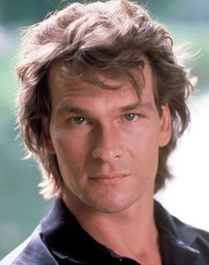 Patrick Swayze..born Aug. 18, 1952..American actor, dancer and singer/songwriter...died Sept 14, 2009.