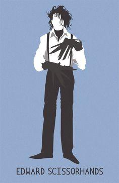 Edward Scissorhands GREATEST. MOVIE. EVER.