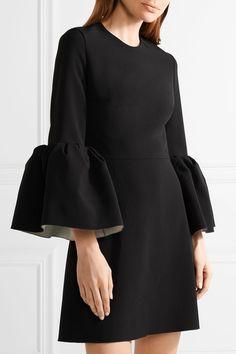 Roksanda - Hadari Stretch-cady Mini Dress - SALE20 at Checkout for an extra 20% off