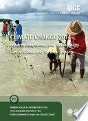 Climate change 2014: impacts, adaptation and vulnerability. Part A, Global and sectoral aspects http://catalogue.escap.org/cgi-bin/koha/opac-detail.pl?biblionumber=28487&query_desc=ti%2Cwrdl%3A%20Climate%20change%202014
