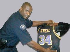 Shaquille O'Neal Planning to become a Police Officer