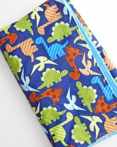 Ready to Ship! Dino in Navy, Green, Blue Baby Blanket with Blue Cuddle Dimple Dot Minkee Minky Blue Baby Blanket, Baby Blue, Dinosaur Nursery, Great Christmas Gifts, Navy And Green, Burp Cloths, Cuddle, Color Schemes, Dots