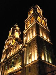 cathedral. (Campeche, Campeche)