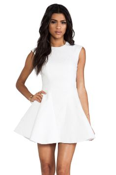 keepsake Another World Dress in ivory Lace Jacquard from REVOLVEclothing