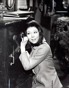 Diana Rigg, The Avengers.