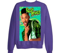 90s tv 80s music Fresh Prince tshirt vintage spike lee jordan grape 5 hipster…