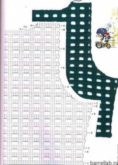 Fabulous Crochet a Little Black Crochet Dress Ideas. Georgeous Crochet a Little Black Crochet Dress Ideas. Gilet Crochet, Crochet Coat, Crochet Shirt, Crochet Jacket, Crochet Cardigan, Crochet Clothes, Crochet Diagram, Crochet Motif, Easy Crochet