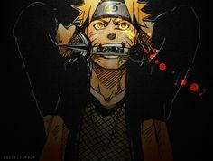 Naruto Uzumaki 6 paths sage mode