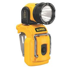 DEWALT 130Lumens 10.8V Cordless LED Flashlight DCL510N Worklight Body Only