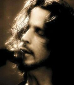 Chris Cornell, simply being beautiful!
