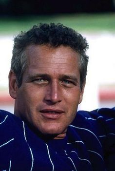i LUUUUVVVVV paul newman - he was gorgeous at every age - every grey hair,  line and wrinkle was placed with tender loving care on his face and wow, is he just a feast for the eyes - and more than anything, he's good inside;