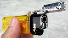 3 Incredible Life Hacks For Lighter.  Only number 3 seems all that useful...
