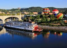 Chattanooga ~ Tennessee River