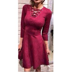 Bandage Women Mini Dress Long-Sleeved Roupa Vestidos De Festa Femininas 2016 Winter Autumn Party Dress Shirt-Dresses LJ8009U