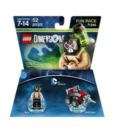 Games DC Bane Fun Pack - LEGO Dimensions: Video Games: Amazon.com