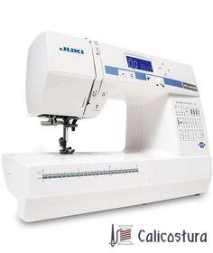 la máquina de coser computarizada Juki HZL-LB5100 es tan fácil de usar con una gama completa de funciones básicas y avanzadas,ideal para los que recen empiezan #Juki #maquinasdecoser #baratas