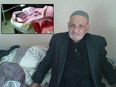 फिलिस्तीन में 92 वर्षीय व्यक्ति के यहां बच्ची का जन्म