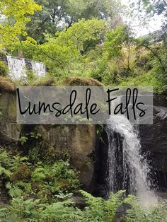 Ruins and Waterfalls in the Peak District - Lumsdale Falls - We Travel in Threes Peak District, Derbyshire, Us Travel, The Great Outdoors, About Uk, Things To Do, Places To Visit, England, Photoshoot