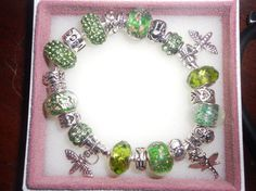 Springtime Green 8  Authentic PANDORA by Lulujewelrytreasures, $79.99. Only sale for Father's Day. Reduced by $20.00! Goes back to $99 on MN JUne 16th. Grab it Now!!! Hugs, Lulu