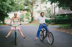 24 Engagement Photo Ideas For Couples Who Know How To Have Fun