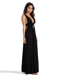 REVOLVE Cut out Maxi Dress
