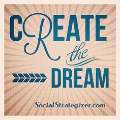 Create The Dream