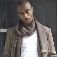 Michael Obiora AKA Detective Inspector Billy Shipton from Doctor Who's Blink.