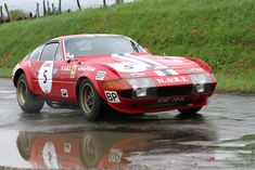 Ferrari 365 GTB/4 Daytona Competizione S3 (Chassis 16343 - 2004 Tour Auto) High Resolution Image