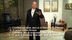 """Série """"Ouvindo a Voz de Deus"""" com Alejandro Bullón 14 - O Dom de Profecia"""
