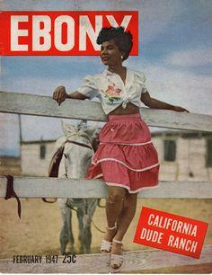 ebony magazine 1947