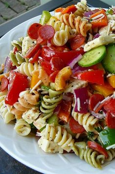 New Recipes, Vegetarian Recipes, Dinner Recipes, Cooking Recipes, Recipies, Homemade Breakfast Sausage, Best Pasta Salad, Clean Eating, Healthy Eating