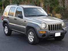 2004 Jeep Liberty Columbia Edition