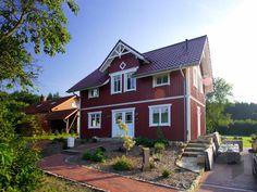 Svantje (KfW-Effizienzhaus 55) von Dammann-Haus  Wohnfläche gesamt143,20 m² Zimmeranzahl8