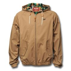 AFC Hooded Harrington Jacket - Arsenal Direct