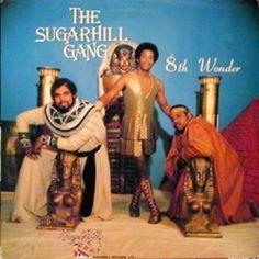 1981 The Sugarhill Gang - 8th Wonder Review #HipHop @HipHopOldSchool