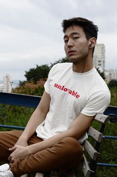 T-shirt Unlovable - Look Lab