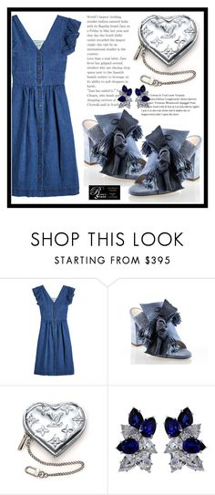"""www.rinastore.com 6."" by amra-sarajlic ❤ liked on Polyvore featuring Sea, New York, Louis Vuitton, Fantasia, rinastore and rinasboutique"