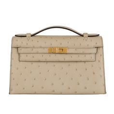 birkin bag sale - Hermes Craie Kelly Cut Gold Hardware Clutch Bag | kelly ...