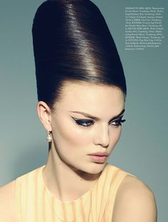 merci, bardot: sophie by jonas jensen for elle denmark june 2013 | visual optimism; fashion editorials, shows, campaigns & more!