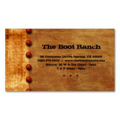 Gift card beige denim texas star business cards this is a fully texas business card rust denim jean star make your own business card with this great reheart Gallery