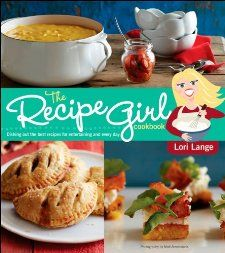 One of my fave new cookbooks, from the popular blog, The Recipe Girl Cookbook -